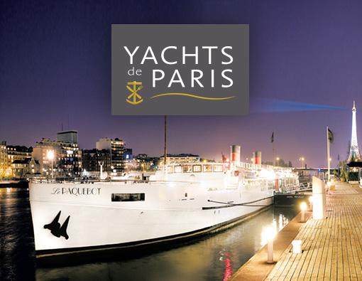 les yachts de paris